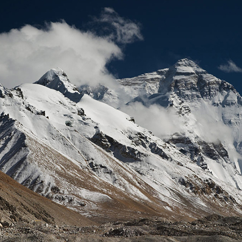 Everest Expedition from Tibet
