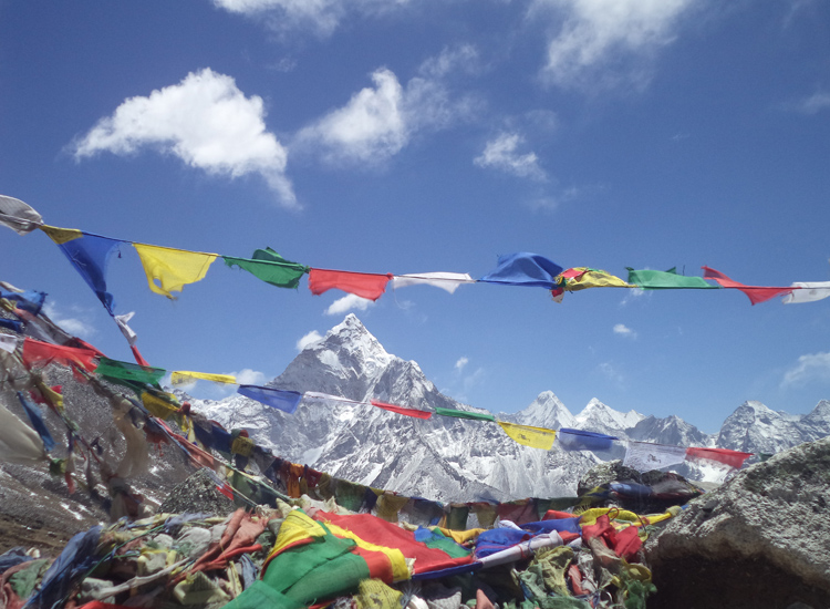 Everest Three Peak Climbing with EBC - 30days
