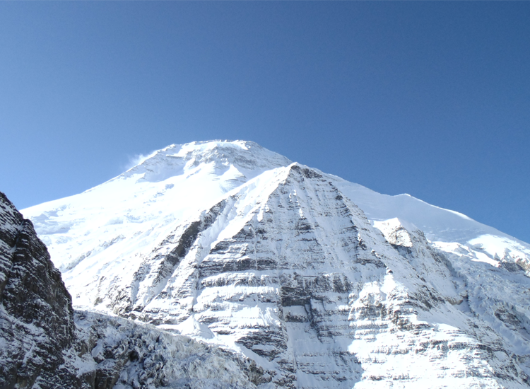 Dhaulagiri Base Camp Trek