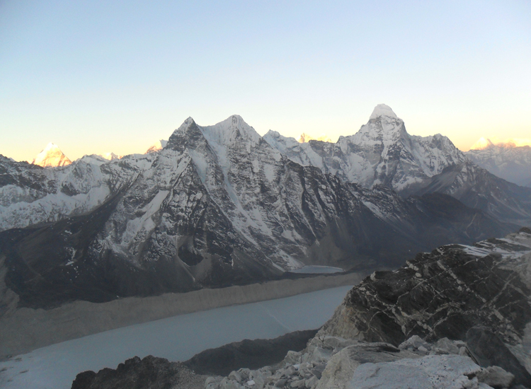 Everest Base Camp Trek with Island Peak Climbing - 20days