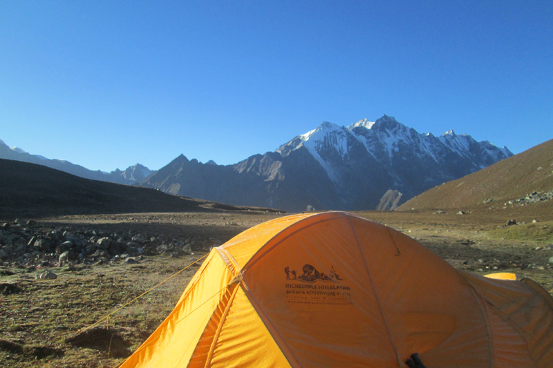 Incredible Himalayan Sherpa Adventure